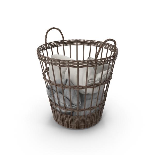 Laundry Basket Object