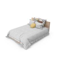 Bed Set PNG & PSD Images