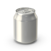 Generic Can 237ml PNG & PSD Images