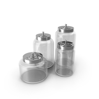 Glass Jars PNG & PSD Images