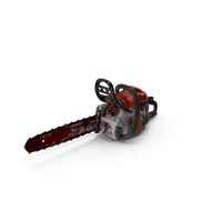 Bloody Chainsaw PNG & PSD Images