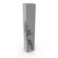 Concrete Pillar PNG & PSD Images