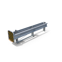 Highway Guardrail PNG & PSD Images