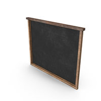 Menu Chalkboard PNG & PSD Images