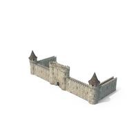 Castle Gatehouse PNG & PSD Images