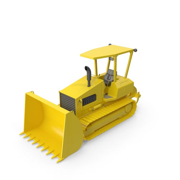 Bulldozer Toy PNG & PSD Images