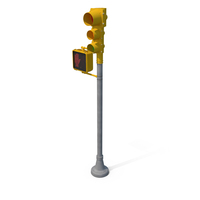 Stop Light Yellow PNG & PSD Images