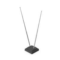 TV Rabbit Ears PNG & PSD Images