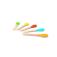 Baby Spoon Set PNG & PSD Images