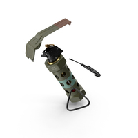 Grenade M 84 Engaged PNG & PSD Images