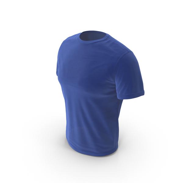 Blue T-Shirt PNG & PSD Images
