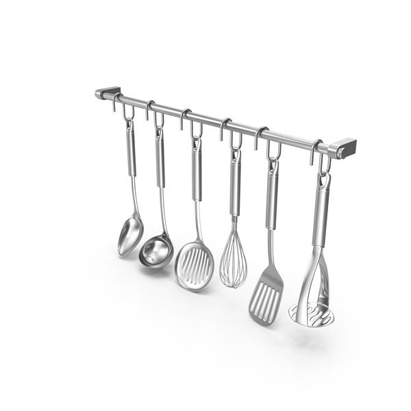 Kitchen Utensils Object