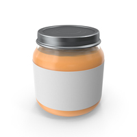 Baby Food Jar PNG & PSD Images