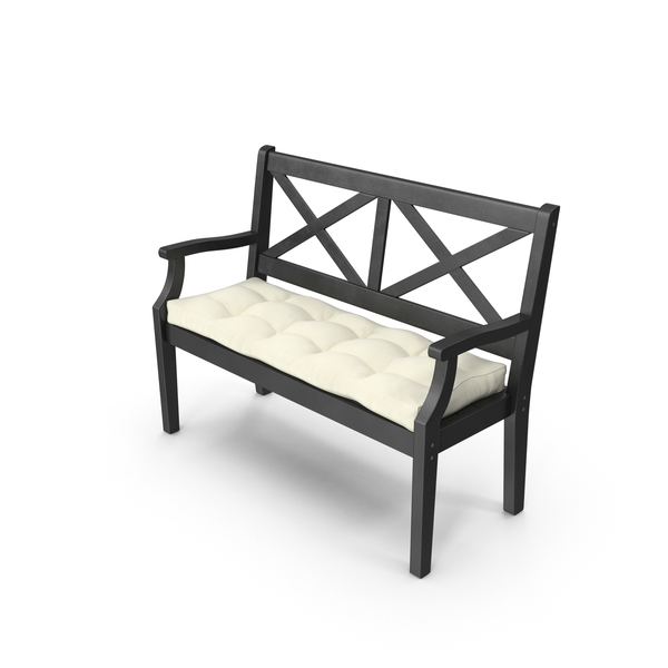 Outdoor Bench PNG & PSD Images