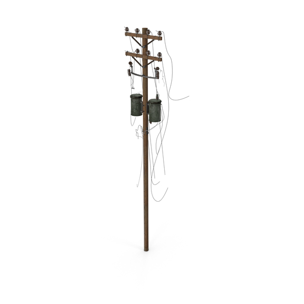 Down Power Lines PNG & PSD Images
