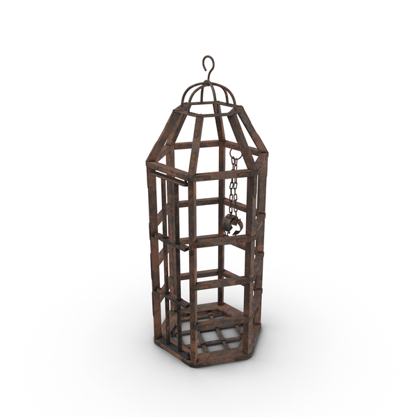 Medieval Cage PNG & PSD Images