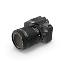 Canon EOS 100D PNG & PSD Images
