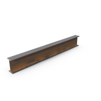 Iron Channel Beam PNG & PSD Images