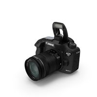 Canon EOS 7D Mark II PNG & PSD Images
