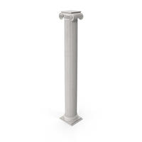 Ionic Column PNG & PSD Images