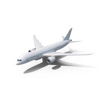 Boeing 787-8 Dreamliner PNG & PSD Images