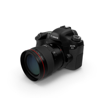 Canon EOS 6D PNG & PSD Images