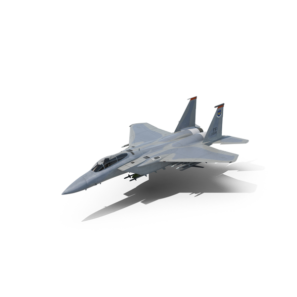 F-15 Fighter Jet Object