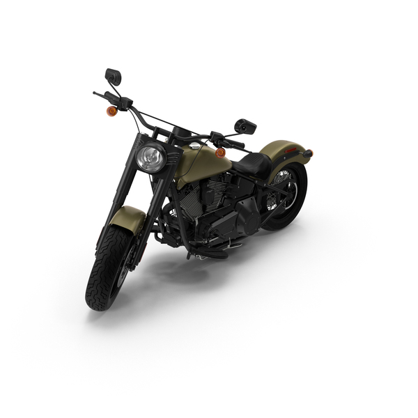 Generic Motorcycle Object
