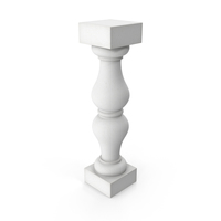 Baluster PNG & PSD Images