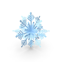 Decorative Snowflake PNG & PSD Images