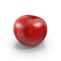 Red Apple PNG & PSD Images