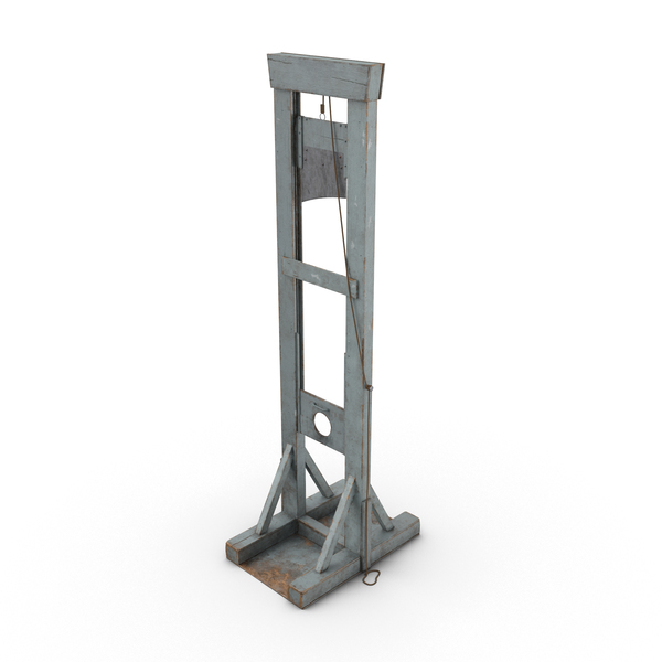 Guillotine PNG & PSD Images