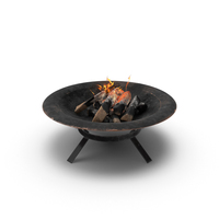 Fire Pit PNG & PSD Images