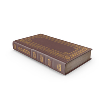 Classic Book Flat PNG & PSD Images