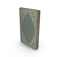 Classic Book Upright PNG & PSD Images