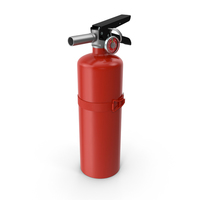 Fire Extengusher PNG & PSD Images