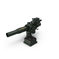 BGM-71 TOW Missile PNG & PSD Images