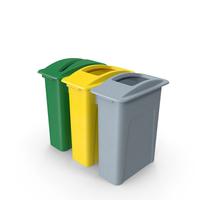 Trashcans PNG & PSD Images