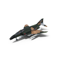McDonnell Douglas F4 Phantom II PNG & PSD Images