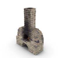 Blacksmith's Furnace PNG & PSD Images