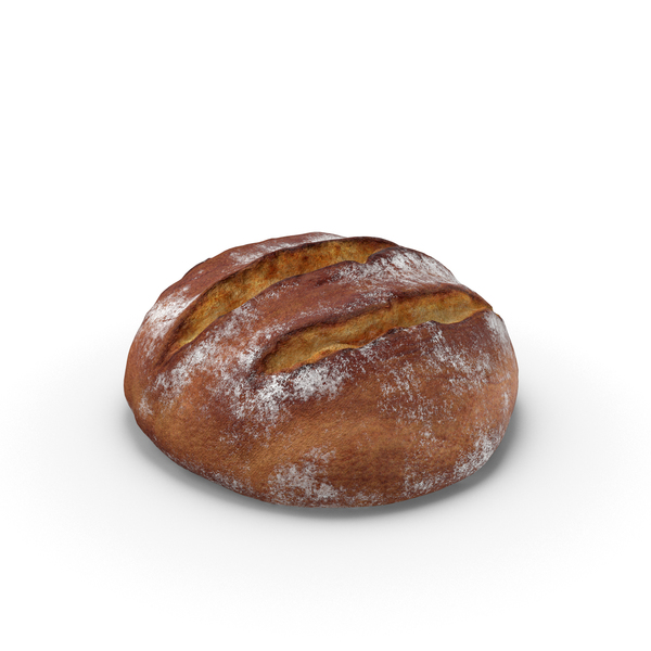 Bread Loaf Object