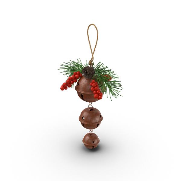Christmas Bells Object