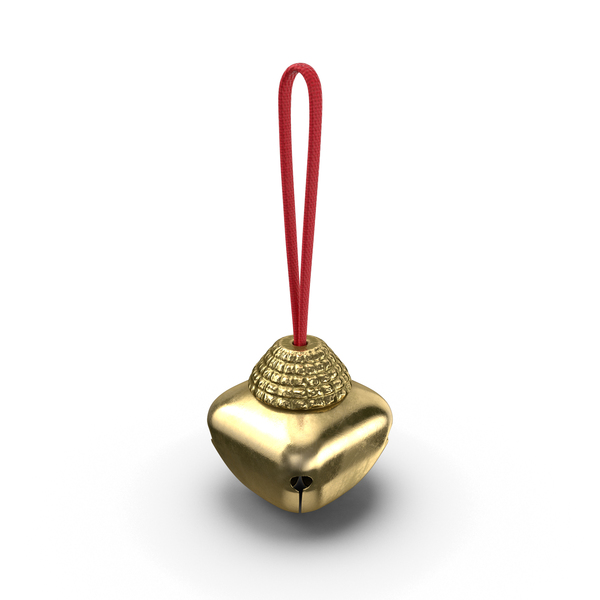 Christmas Bell Object