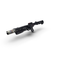 Imperial Death Trooper Gun PNG & PSD Images
