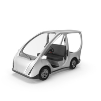 Electric Golf Car PNG & PSD Images