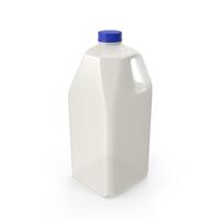 Milk Half Gallon PNG & PSD Images