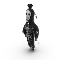 Voodoo Doll PNG & PSD Images