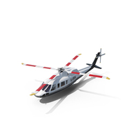 Utility Helicopter Sikorsky s76 PNG & PSD Images