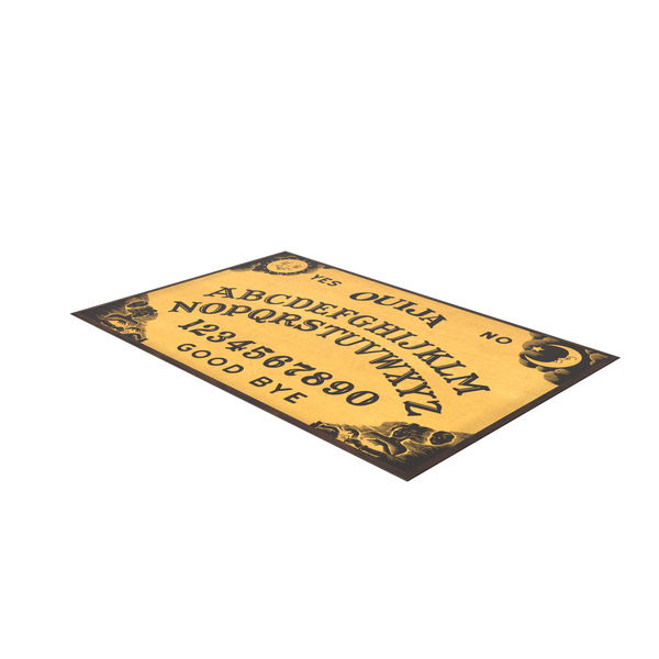 Ouija Board PNG & PSD Images