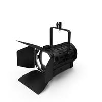 Studio Fresnel Light PNG & PSD Images